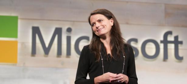 Amy Hood habla sobre los planes de Microsoft respecto a la nube y los videojuegos