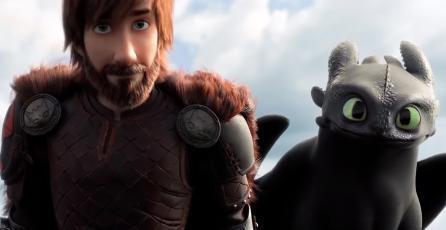 'Cómo entrenar a tu dragón 3' será la última película de la franquicia de DreamWorks