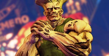 <em>Street Fighter V: Arcade Edition</em> se prepara para Halloween 2018