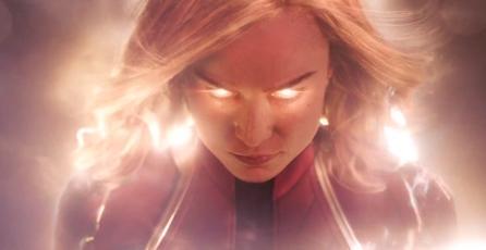 Así luce el emocionante primer trailer de Capitana Marvel