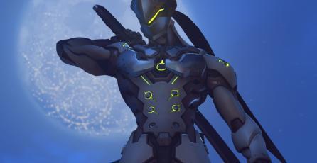 Blizzard venderá una réplica de la espada de Genji de <em>Overwatch</em>