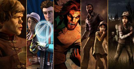 Confirmado: <em>Telltale Games</em> estaría en la bancarrota y cerraría sus puertas