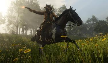 El tamaño de los testículos en los caballos de Red Dead Redemption 2 cambiarán en función del clima