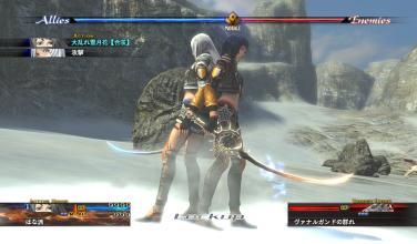 Así se ve el remaster de The Last Remnant en PlayStation 4