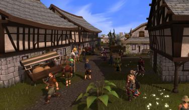 Runescape despidió y demandó a un moderador del juego por robar monedas e ítems