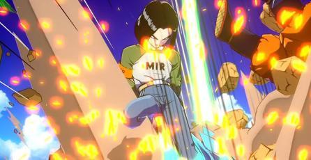 Ya sabemos cuando llegarán Androide 17 y Cooler a <em>Dragon Ball FighterZ</em>