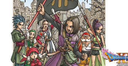 <em>Dragon Quest XI</em> para Nintendo Switch tendrá un nombre diferente