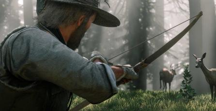Podrás cazar animales y pescar en <em>Red Dead Redemption 2</em>