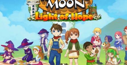 <em>Harvest Moon: Light of Hope</em> llega a iPhone y iPad