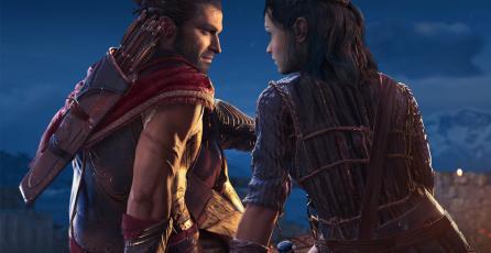 Sé un héroe en el trailer de lanzamiento de <em>Assassin's Creed: Odyssey</em>