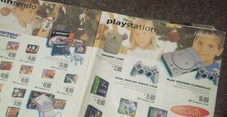 PlayStation y Nintendo podrían tener la misma competencia navideña que hace 20 años