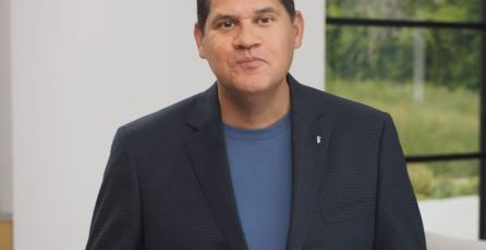 Reggie Fils-Aime enciende el hype en torno a <em>Metroid Prime 4</em>