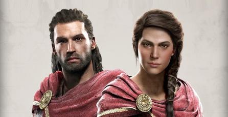 <em>Assassin's Creed: Odyssey</em>