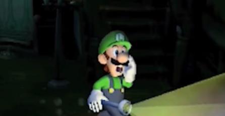 Luigi enfrenta sus miedos en el nuevo comercial de <em>Luigi's Mansion</em> para 3DS