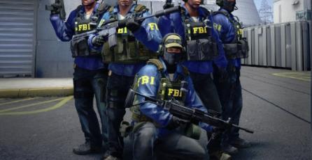 El FBI ahora llega a Counter-Strike en nuevos modelados para Nuke
