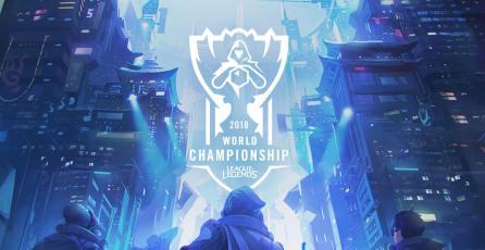 Infinity Esports clasificó a la Ronda 2 del Play-In de Worlds 2018 de <em>LoL</em>