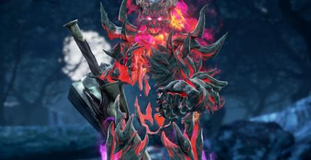 Así peleará Inferno en <em>Soulcalibur VI</em>
