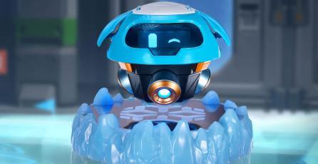 Checa esta adorable réplica levitante de Snowball de <em>Overwatch</em>