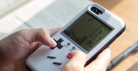 Nintendo habría patentado funda de celular con Gameboy funcional