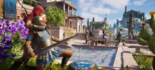 Ubisoft solucionó con micropagos los problemas de experiencia de <em>Assassin's Creed Oddysey</em>