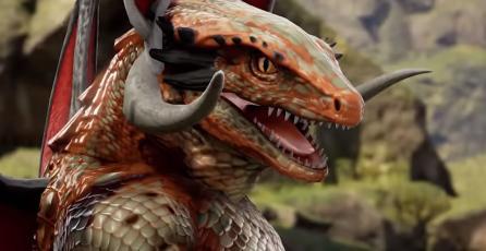 Trailer muestra a un peleador personalizado de <em>Soulcalibur VI</em>