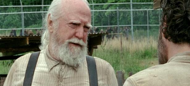 Fallece a los 76 años actor que le dio vida a 'Hershel' en <em>The Walking Dead</em>