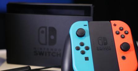 Nintendo mejora estabilidad de Switch con nueva actualización