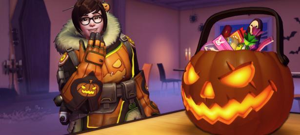 El evento de Halloween de Overwatch llega con 9 aspectos y 3 mapas temáticos