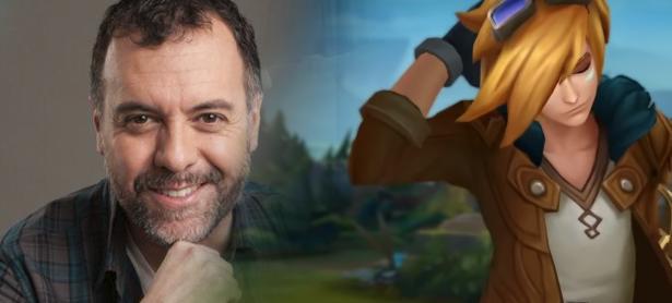 René García, actor de voz de campeones de League of Legends fue reemplazado por Riot Games