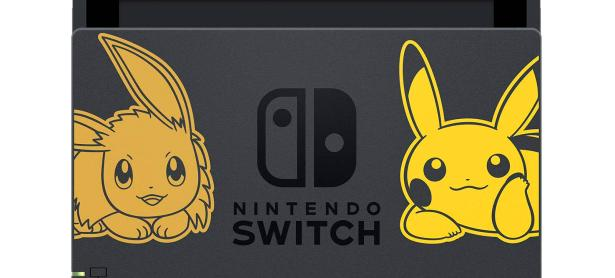 <em>Nintendo Switch</em> con calcomanías de Pokémon llegará a Chile al doble de precio