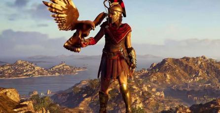Éxito de <em>Assassin's Creed: Odyssey</em> impulsó las acciones de Ubisoft