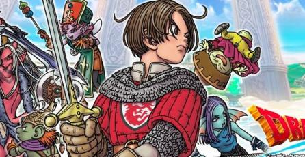Productor quiere que <em>Dragon Quest X</em> llegue a Occidente