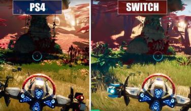 Así se ve <em>Starlink: Battle for Atla</em>s en comparativa entre Nintendo Switch y PlayStation 4