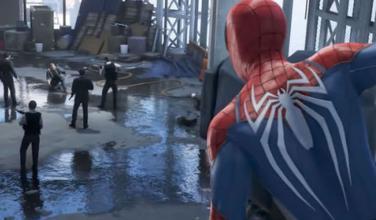 Insomniac bromea con la polémica del downgrade en <em>Marvel's Spider-Man</em>