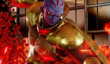 Mira a Kane, el personaje que Toriyama diseñó para <em>Jump Force</em>