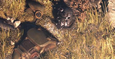 Encontrarás a la Brotherhood of Steel en <em>Fallout 76</em>