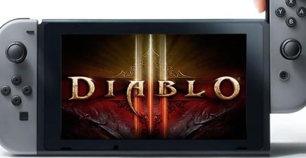 El evento de lanzamiento de <em>Diablo III</em> para Switch ya comenzó
