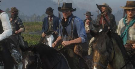 <em>Red Dead Redemption 2</em> contará con actualización de día 1