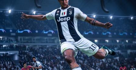 Las chilenas dejaron de ser tan fáciles de realizar en <em>FIFA 19</em>