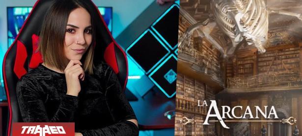 """Pancha Sky: Hoy comienza """"La Arcana"""", su nuevo podcast"""