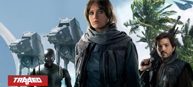 Rogue One es la mejor película ''moderna'' de Star Wars