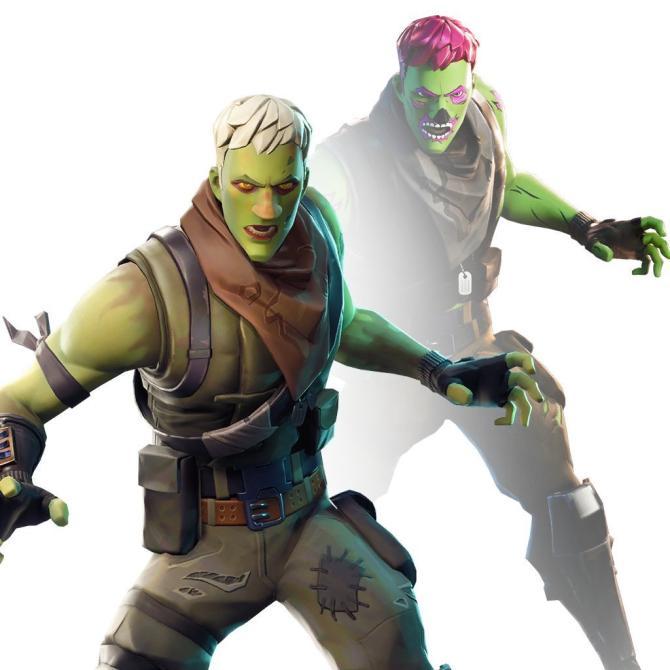 Skins filtrados para <em>Fortnite: Battle Royale</em>