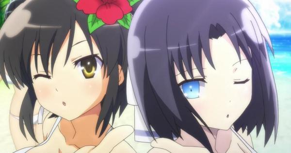 Así se verán Asuka y Yumi de Senran Kagura en Kandagawa Jet Girls