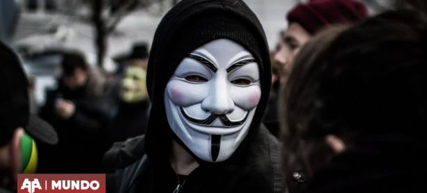 Anonymous Chile hackea páginas del Registro Civil, Sename y Policía nacional
