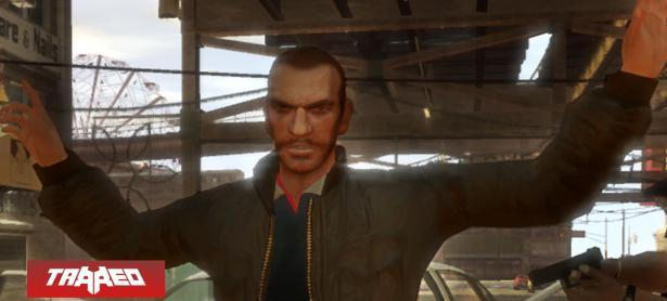Rockstar confirma: GTA IV no se vende en PC para eliminar Games for Windows Live