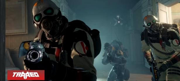 Se filtran nuevos screenshots del próximo juego de Half-Life