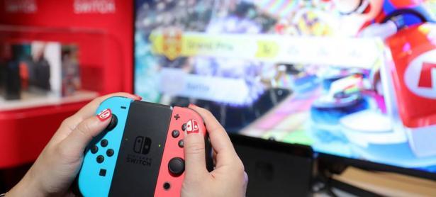 Switch dominó las ventas en EUA durante 2019