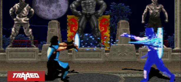 Mortal Kombat Kollection Online es clasificado por PEGI