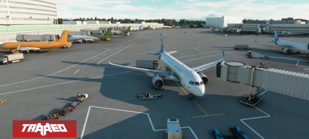 Microsoft Flight Simulator tendrá todos los aeropuertos del mundo