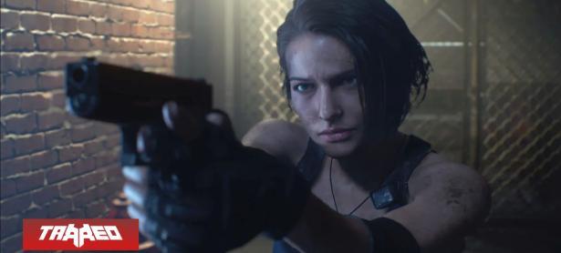 Resident Evil 3: Video completo del demo y la cinemática que muestra al finalizarlo